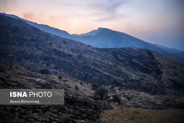 آخرین وضعیت خائیز پس از آتشسوزی