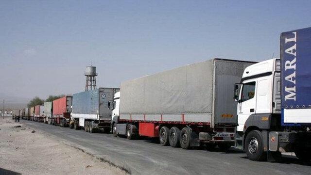 حدودیتهای کرونایی مانع صادرات کالا از دو مرز خوزستان به عراق