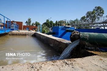 بهرهبرداری از پروژههای فاز دوم طرح آبرسانی غدیر