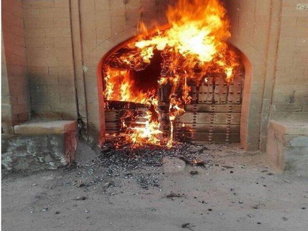 """آتشسوزیِ درِخانه مرعشی عمدی بود/ «""""مضیف"""" قربانی دعوای قبیلهای»"""