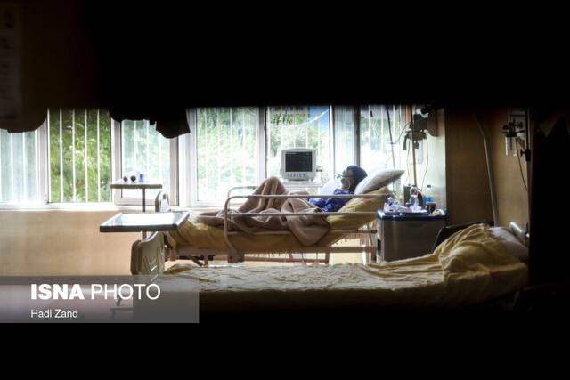 نگرانی از کمبود تخت بیمارستانی با افزایش بیماران کرونا