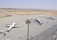 پیشرفت فیزیکی ۵۰ درصدی پروژه فرودگاه مسجدسلیمان