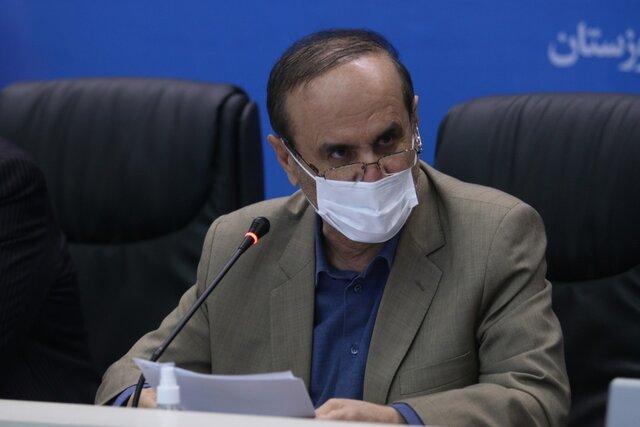 انتقاد استاندار از قیمت تمامشده پروژهها در خوزستان