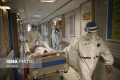 انتقال مراجعان بیمارستان رازی اهواز با اتوبوسآمبولانس به دیگر بیمارستانها