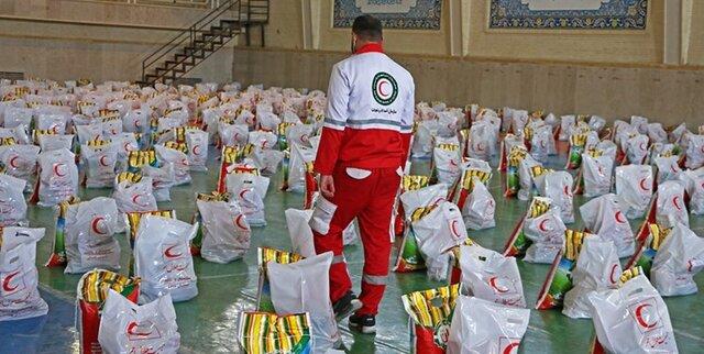 توزیع بیش از ۲۳ هزار بسته معیشتی در خوزستان