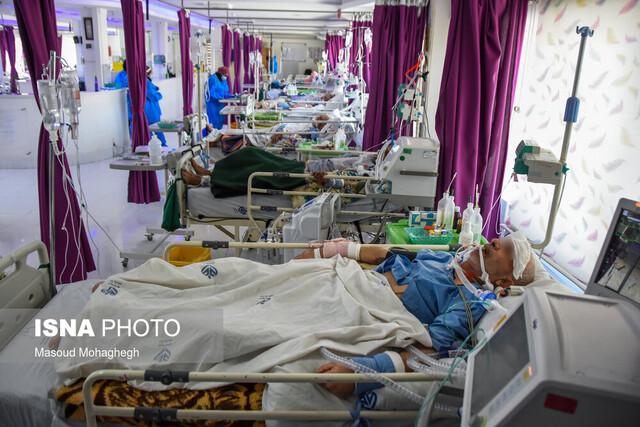 تکمیل تختهای بیمارستانی شهرهای خوزستان / آمار بالای بیماران ۴ شهر
