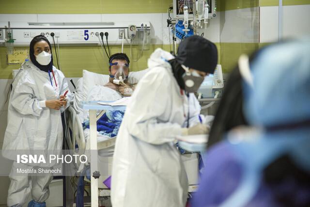 احتمال افزایش بار بستری بیمارستانهای خوزستان در روزهای آینده