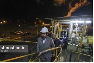 استاندار: زهاب نیشکر منبعی برای تولید و اشتغال خوزستان است