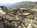 زلزله ی اندیکا، فقر و بحران مسکن روستایی