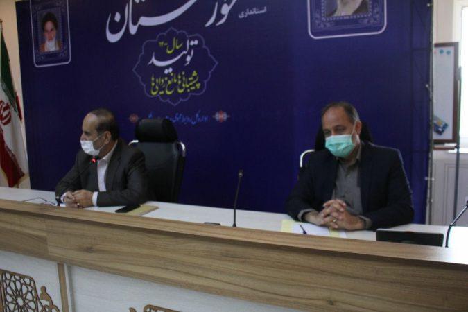 گزارش تصویری نشست خبری استاندار خوزستان