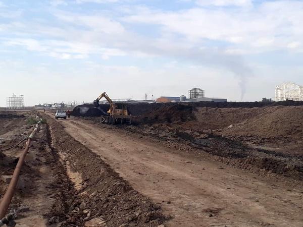 کشت و صنعت امیرکبیر بزرگترین سایت تولید کمپوست در خاورمیانه/ فقر مواد آلی خاک، مشکل جدی خوزستان
