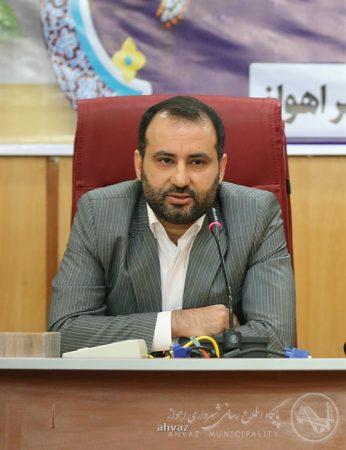 شهردار اهواز: سال ٩٩ موفق ترین سال مدیریت شهری اهواز خواهد بود